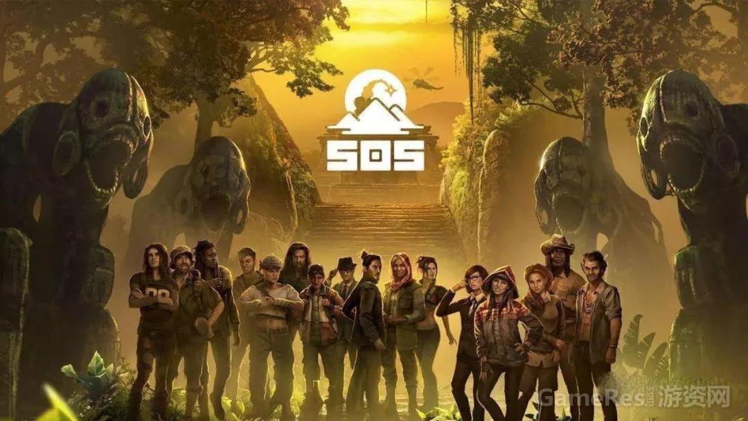 想吃鸡还得拼演技:Steam网游《SOS》受好评,消灭敌人阴队友