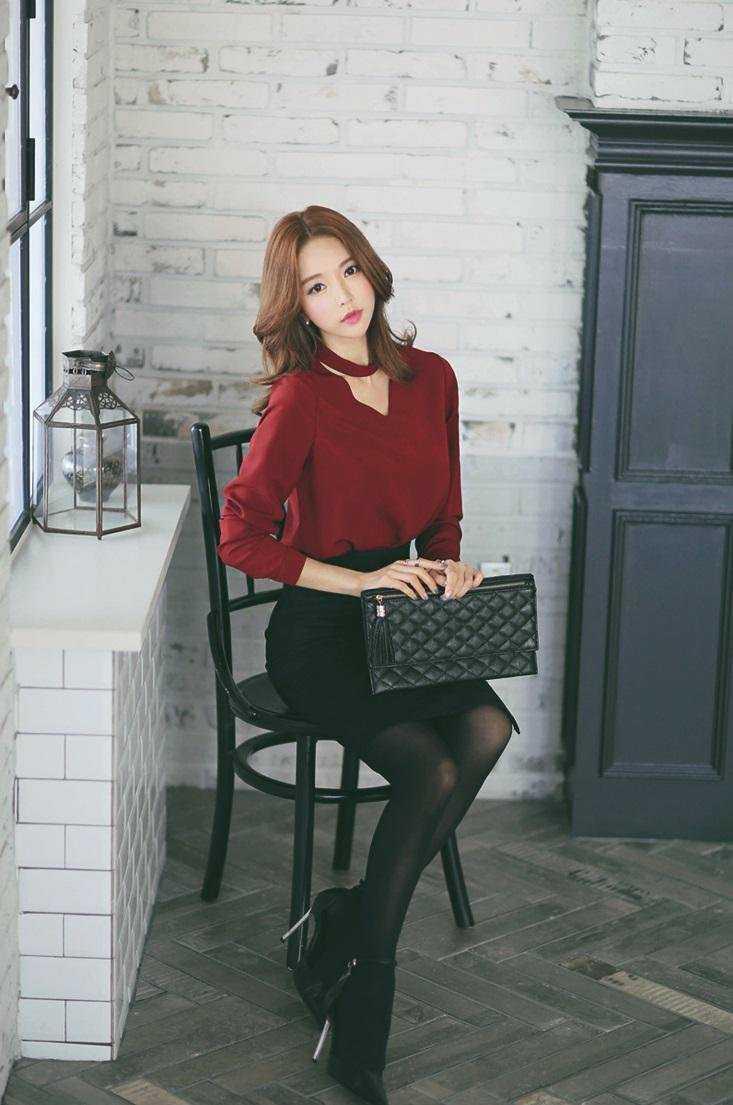 网红美女性感美腿高跟鞋照片