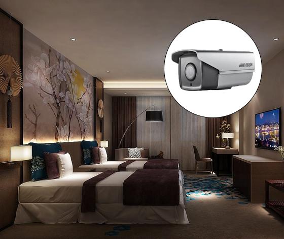酒店监控该怎么安装?