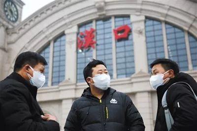 武汉公交地铁今日停运,机场火车站离汉通道关闭