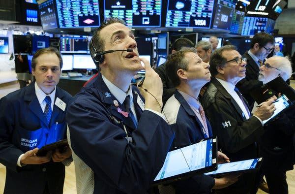 美股周三大涨:苹果涨4.6%,谷歌亚马逊微软等涨3%