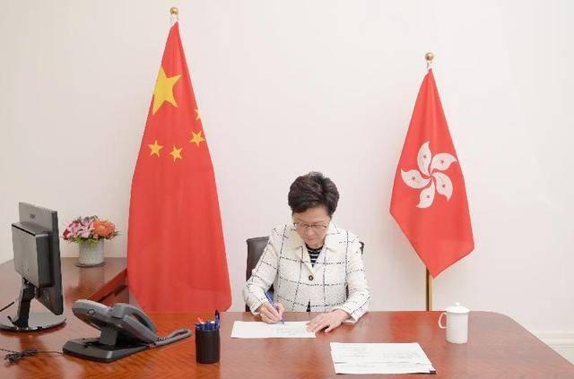 香港维护国家安全法全文公布,香港国安法正式生效!