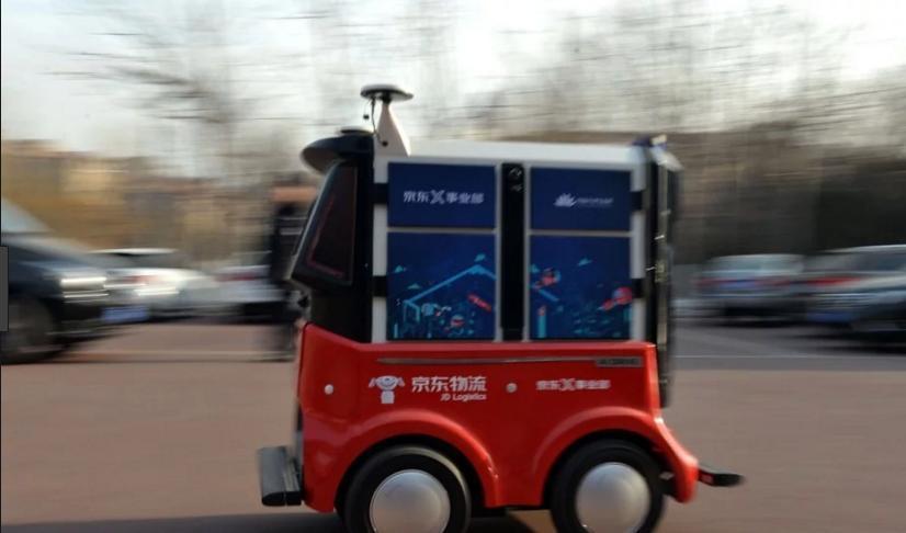 阿里京东大举投资无人机和机器人 缩短配送时间